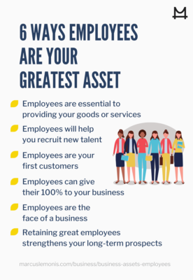 Six different ways that employees can be your greatest asset