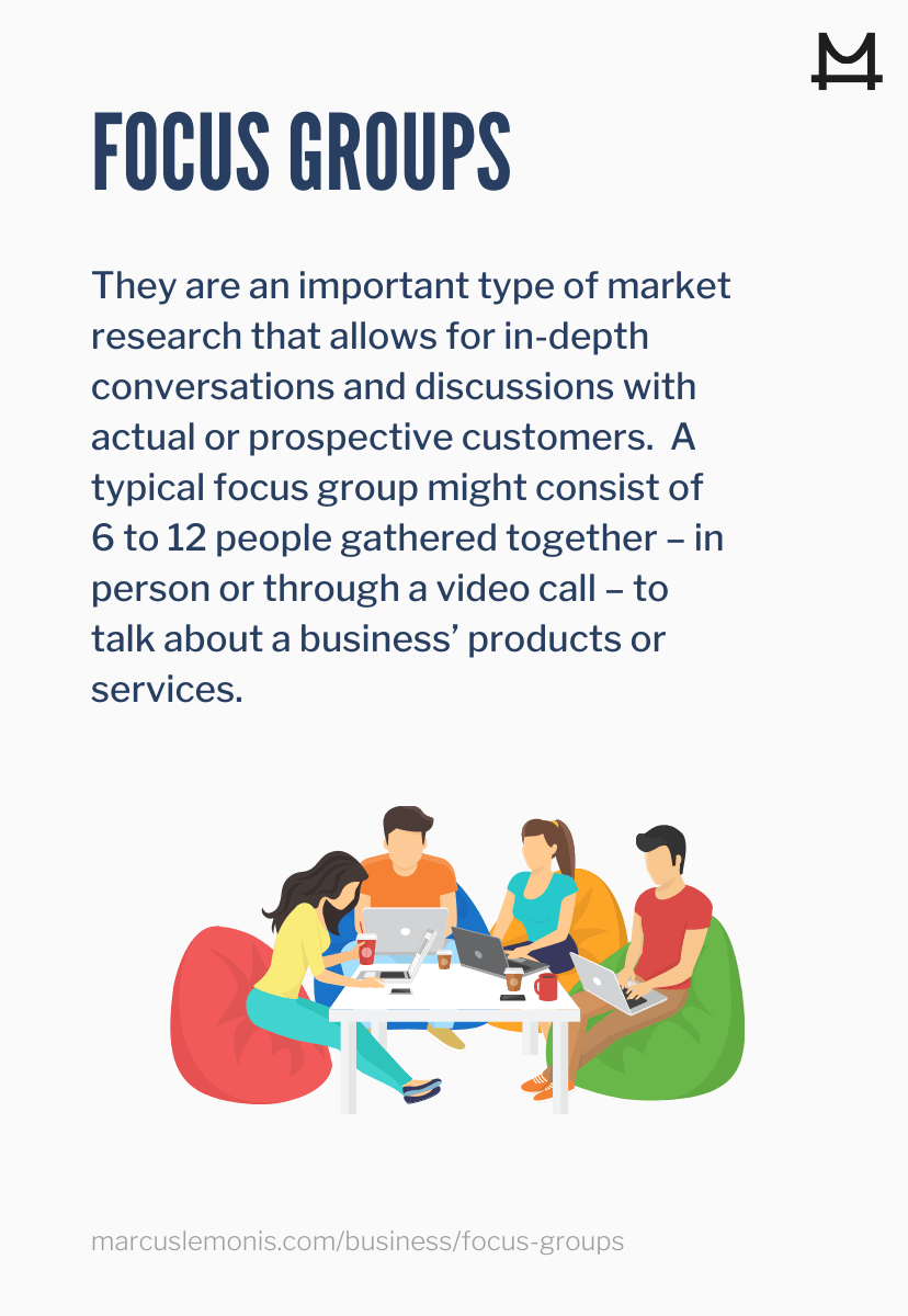Definition of a focus group