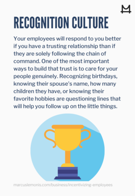Defining recognition culture and why it's important to get to know the individual