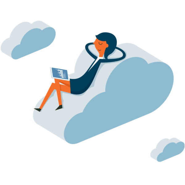 Flexible working made possible through the cloud