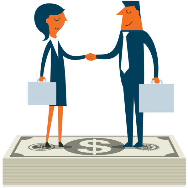 Making successful deals builds capital for business