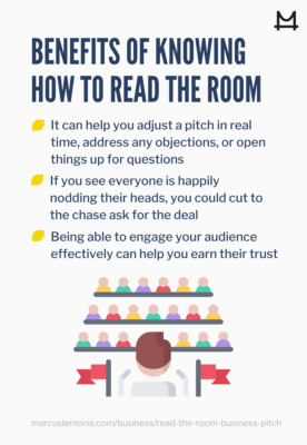 Reasons why reading the room is such an important skill