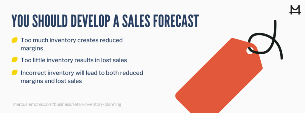 Reasons why you should develop a sales forecast for your business