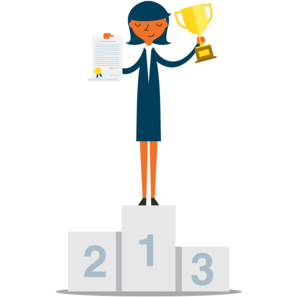 It is important to recognize and reward a great job done by your employees