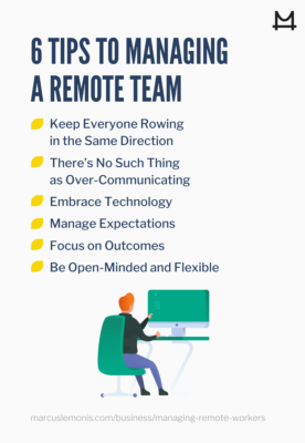 Effective tips for managing a remote team