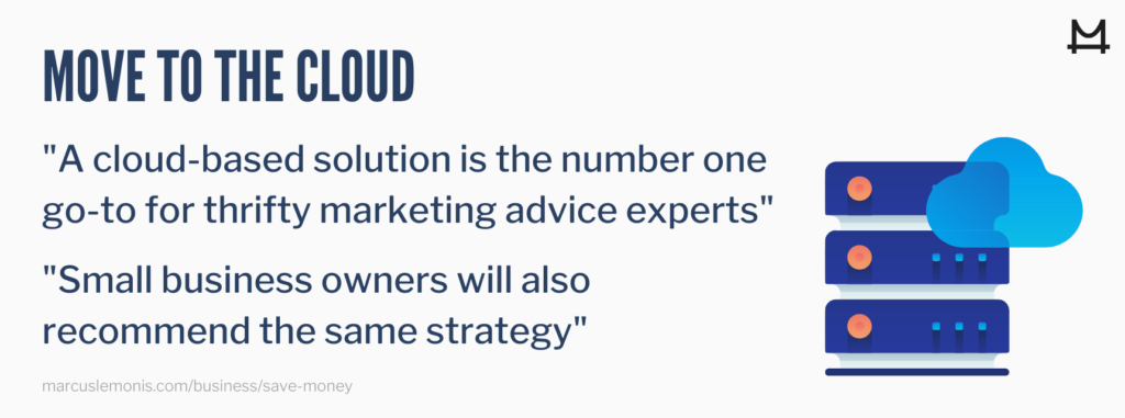 Reasons to use the cloud for your business.