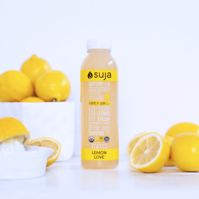 image of Suja Lemon Love