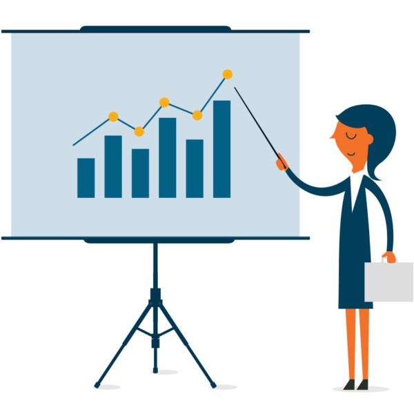 Make sure you are clear and confident when presenting to an audience