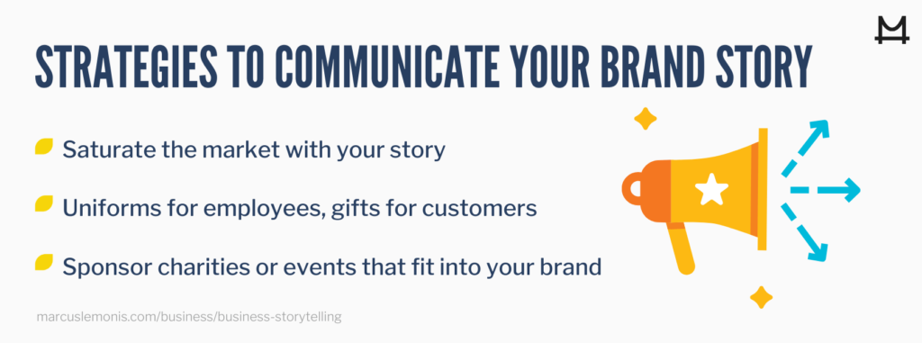 trategies for communicating your brand story.