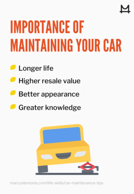 Reasons it is important to maintain a car.