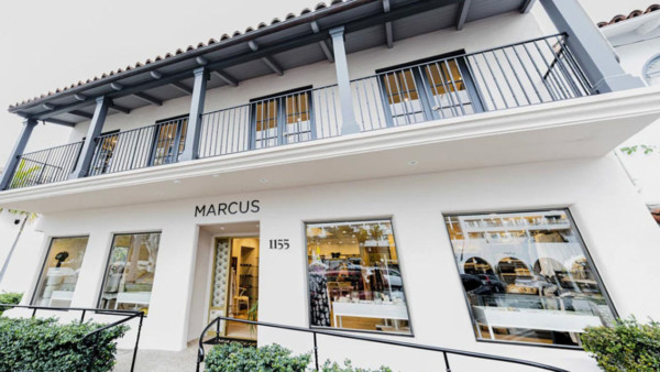 Image of the Marcus Shop store front.