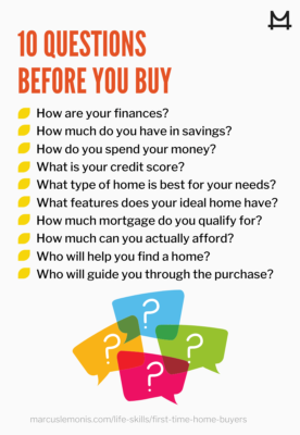 Questions you should be asking before you buy a house