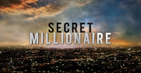 secret millionaire show logo