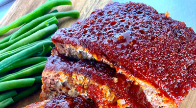 Image of Ana Quincoces - Skinny Latina Meatloaf Recipe