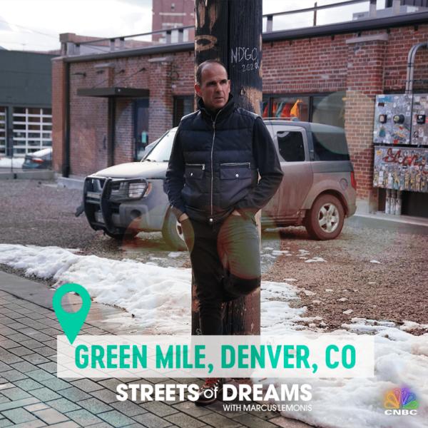 Streets of dream, Denver.