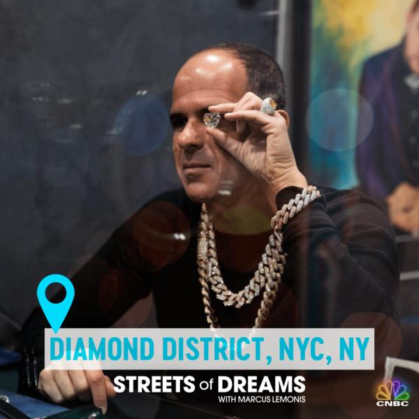 Streets of dream, Diamond District.