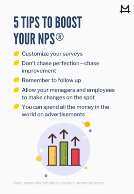 5 tips to boost your NPS score