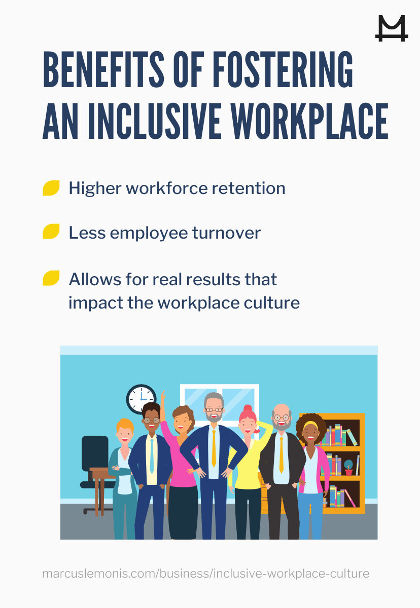 benefits of inclusive workplace culture