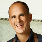Marcus Lemonis in the kitchen