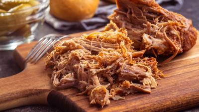 Image of pulled pork