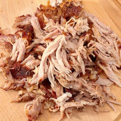 Image of pork shredded