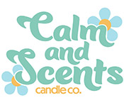 Calm and Scents logo