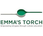 Emma's Torch logo