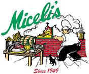 Miceli's logo