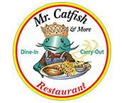Mr. Catfish logo