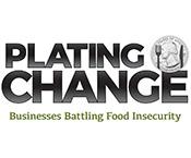 Plating Change logo