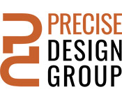 Precise Design Group logo