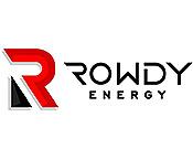 Rowdy Energy logo