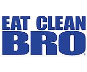Eat Clean Bro logo