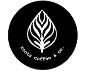 Roots Coffee and Co. logo